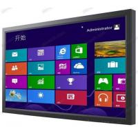 Interactive  Large Touch Screen PC Windows XP WIFI 70 Inch 500GB HDD
