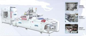 China roll to roll screen printing machine on sale
