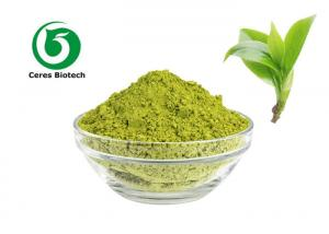 China Leaf Pure Matcha Powder Food Supplements Dietary Fiber Vitamin protein on sale