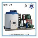Máquina de gelo industrial do floco para a construção concreta, 3T/24h R22