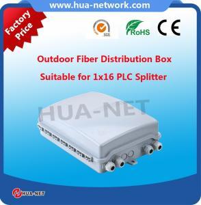 China Supply 16 core fiber optic termination box indoor fiber optic terminal box outdoor FTTH 16port fiber optic distribution on sale