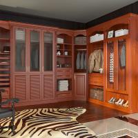 China L Shaped Closet Organizers With Soft Close Drawers , Cloth / Shoes  Closet Organizer On .