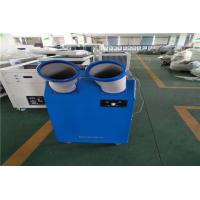 3500w Temporary Air Conditioning , R410a Industrial Portable AC Energy Saving