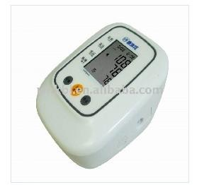 China Portable Blood Pressure Monitors Digital Sphygmomanometer with LCD on sale