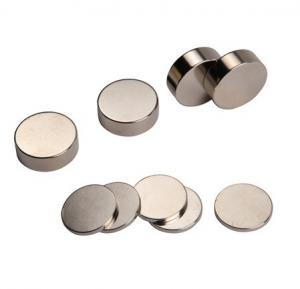China Disc NdFeB magnet round neodymium magnets on sale