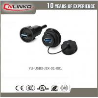 China Supplier IP67 Waterproof USB Connector