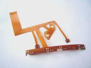 China White Silkscreen Min Flexible Printed Circuit Board Computer Medical Application on sale