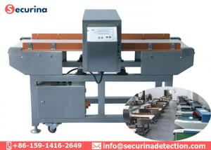 China Auto Conveying Industrial Metal Detector Conveyor For Food Production Line on sale