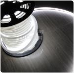 2016 iluminações de néon flexíveis quadradas novas da corda do diodo emissor de luz do branco 120v