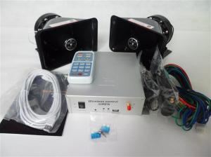 China 12V/24Velectrical Siren with Speaker for Squad car & Fire  T-8 on sale