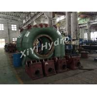 500kw Horizontal Francis Turbine Small Water Turbine With High Head
