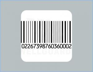 China Custom?Square Barcode Security Labels Printer for Pharmacy and Book on sale