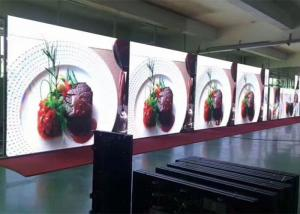 China P4 Full Color Outdoor Led Display Hire With High Brightness on sale