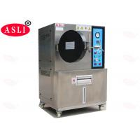High pressure accelerated aging test HAST Chamber For Industrial Circuit Boards / IC / LCD Test