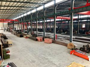 China QD 16T-22.5m Double Girder Overhead Cranes  for  Factories / Material Stocks/ Workshop on sale