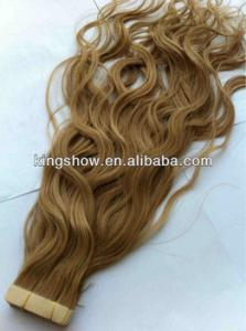 China Wholesale price 22'' tape hair extensions brown colors on sale