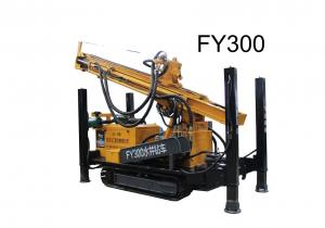 China Winding Engine Water Well Drilling Rig With Electric Welding Machine 7000kg Weight on sale