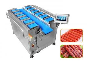 China SUS304 Fruit Multihead Weigher on sale