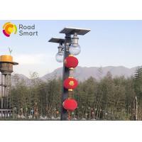 High Efficiency Outdoor Solar LED Parking Lot Lights Motion Sensor 25W/5V Battery