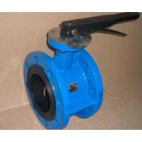 DN250 10 Inch Butterfly Check Valve Fusion Bonded Epoxy ASTM For Water,125LB,WATER