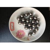 Precision Instrument Stainless Steel Balls , Bicycle Bearing Balls