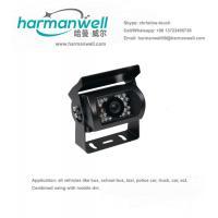 "Rear View Metal Vehicle Camera 1/3"" Sony 600TVL PAL/NTSC for Truck"