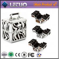 LT-MC432 Cosmo Zebra Makeup Case cosmetic make up professional make up case