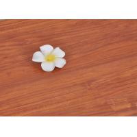 China Anti Scratch Laminate SPC Flooring , Red Oak Laminate Floor Tiles That Look Like Wood on sale