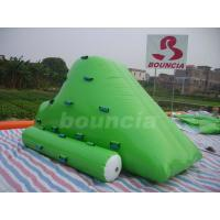 Inflatable Iceberg Climber / Inflatable Iceberg Water Toy For Kids
