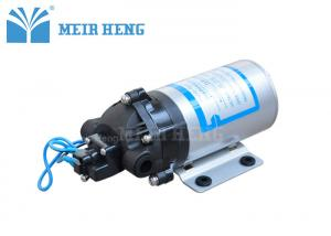 China Car Wash Electric Motor Driven Diaphragm Pump / Portable Electric Water Pump on sale