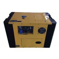 China 10kva Small Portable Generators 2V88 2 Cylinder Engine 1 Phase 3 Phase on sale