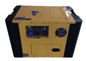 China 10kva Small Portable Generators 2V88 2 Cylinder Engine 1 Phase 3 Phase on sale