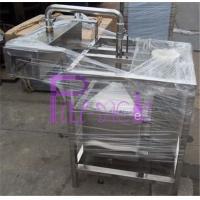Barril plástico equipo automático del envasado por contracción de la máquina de rellenar del agua de 5 galones