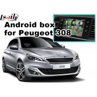 Peugeot 208 2008 308 3008 508 Audio Video Interface SMEG+ MRN SYSTEM Upgrade WIFI BT Mirror Link