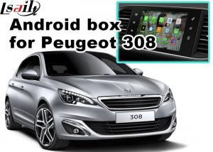China Peugeot 208 2008 308 3008 508 Audio Video Interface SMEG+ MRN SYSTEM Upgrade WIFI BT Mirror Link on sale