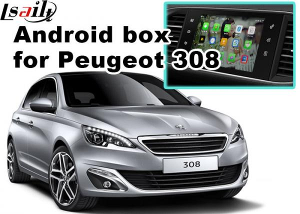 Peugeot 208 2008 308 3008 508 Audio Video Interface SMEG+ MRN SYSTEM
