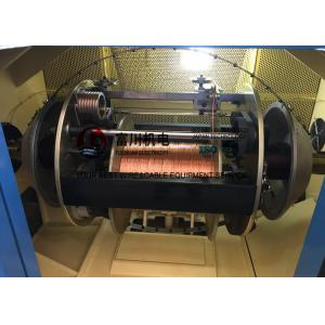 China Apple Green Copper Automatic Wire Twister / Cable Machinery With Touch Screen on sale