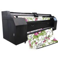 China 1.8M Digital Sublimation Printing Machine / Flag Printer Machine on sale