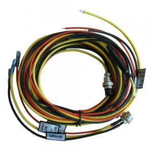 China Complete Car PC DC Power Cable Kit with Locking DC Connectors on sale