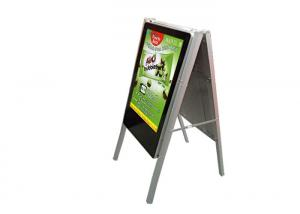 China Double Sided LCD Display Digital Signage Kiosk AD Player 178° For Hotel on sale