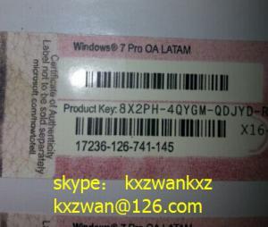 Windows 7 pro serial key lenovo