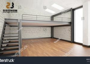 China 2-Layer Max 6000mm Industrial Mezzanine Floors Upright Industrial Shelving on sale