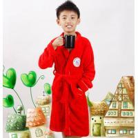 children bathrobe and sleepwear