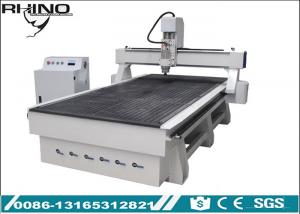 China Heavy Frame Vacuum Table CNC Wood Router , 4.5KW Spindle 3D CNC Woodworking Machines on sale
