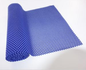 China Environmentally Friendly PVC Non Slip Mat 420g 2m x 3m Extra Long Carpet Underlay on sale