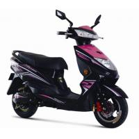 Cool sport electric motor scooter , fast motorized bicycles motorbike 50km/h max speed