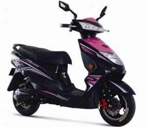 China Powerful Green Electric Motorcycles / Electric Scooter for Kids 500W 50km/h on sale