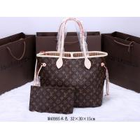 China Louis Vuitton M40995 Old flower skin coffee women large bag - shoulder bag on sale