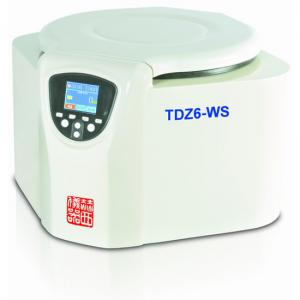 China Low speed Multi-place-carrier centrifuge TD6-WS, , centrifuge machine, lab instrument, lab equipment, PRP centrifuge on sale