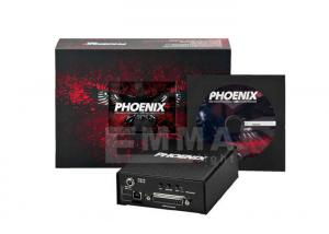 China Phoenix Pro Ilda Software Interface Ilda / Usb , Dmx Controller Software on sale